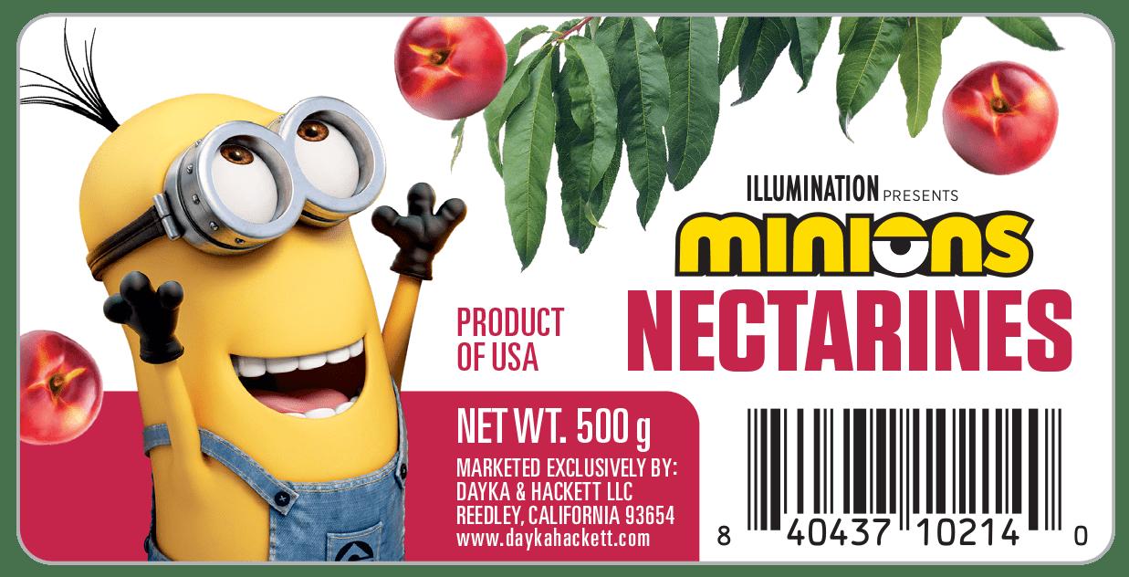 Yellow Nectarines